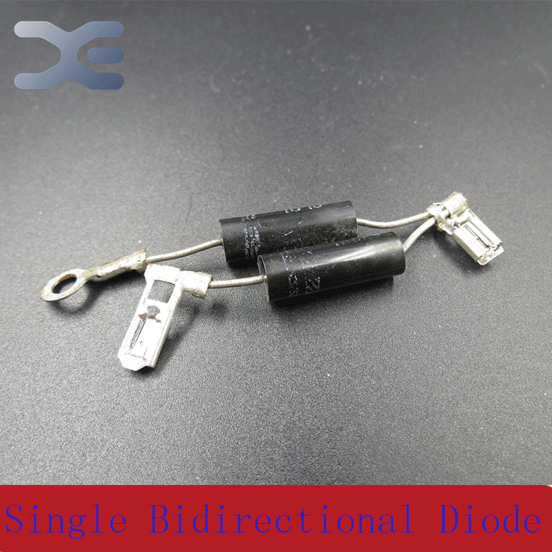 2Per Lot Microwave Oven Parts Diode Single Bidirectional Diode Microwave Oven Electronic Components High Voltage Diode CL01-12 3000pcs lot electronic components rectifier diode 1n4007w in4007 4007 sod 123fl mark a7 original new in stock