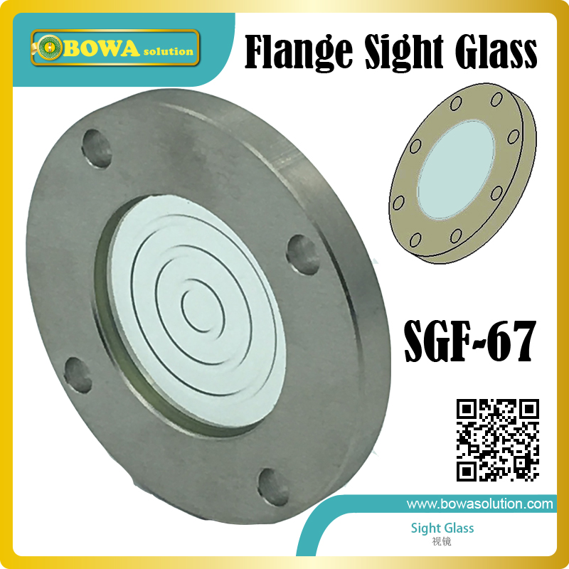 the sight glass is intergrated construction of  metal and glass sealing, widely used in chemical pipelines, vessels and tanks gurumallesh prabu and k kalapriya green chemical approach in the colouration of fabrics