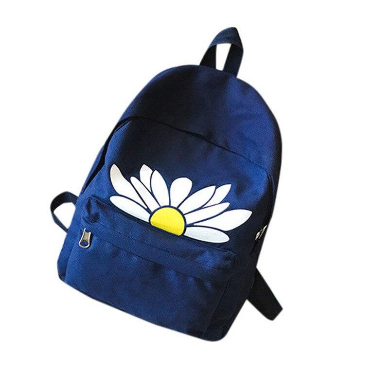 где купить Women Canvas Backpacks Shoulder School Bag Rucksack Girls Travel Fashion Bag Hot Backpacks For Teenage Girls Mochila Feminina по лучшей цене