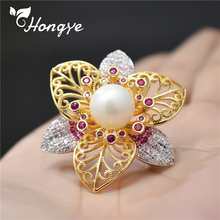 Modeschmuck Pin Pins Blume