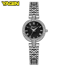 2018 brand fashion bracelet watch ladies gold luxury alloy watch women fashion business watch quartz clock Relogio Feminino