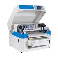 Большой формат Футболка логотип печати машина непосредственно в текстильной принтер этикеток