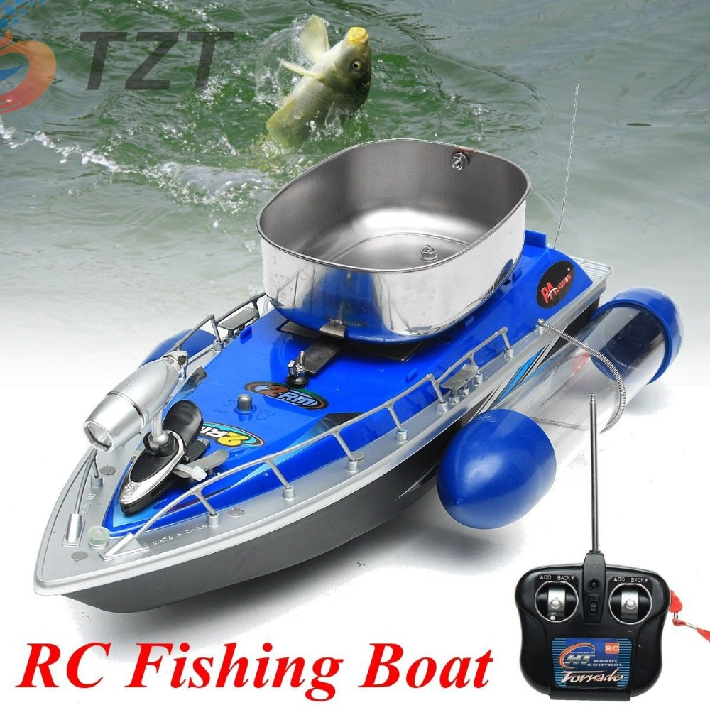2018 NEW product for Fish Finder 300M Max Mini Remote Control RC Wireless Fishing Lure Bait Boat mst726c lf