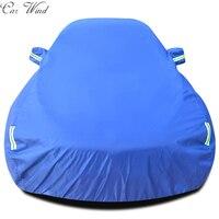 Car Wind Custom Oxford Waterproof Thicken Case For Vw Toyota Car Sunshade Snow Protection Dustproof Rainproof
