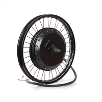12kw 15kw Peak hub motor wheel QS V3 273 electric enduro Bike Motor Wheel with Tires