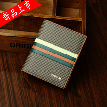Classic British Men's Wallet With Coin Pocket Animal Short Men Wallets Luxury Brand Male Purse With shit color Card Holder