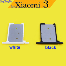 JCD white/black SIM Card Slot Stand Tray Holder Adapter for