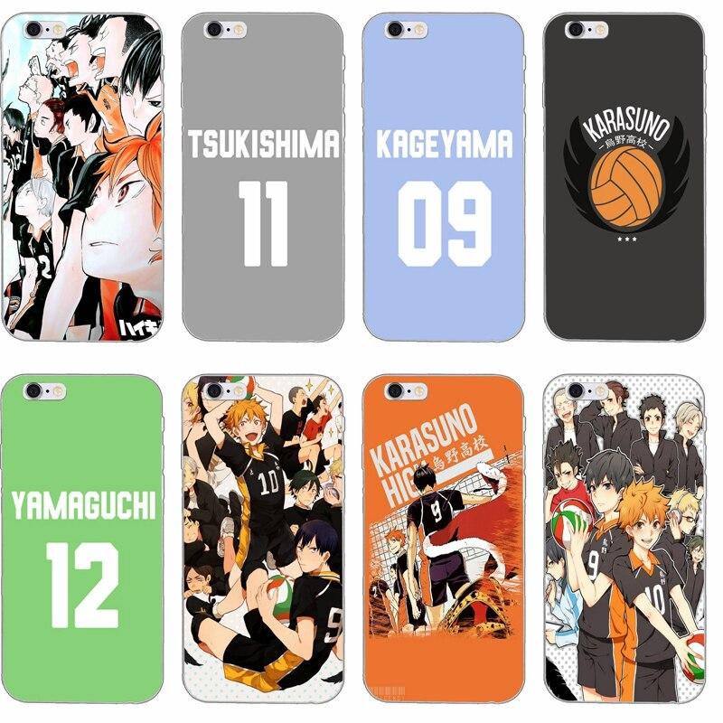 √ Buy i phone 6 case haikyuu and get free shipping - a56kic7k