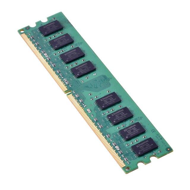 Original Kingston RAM DDR2 4GB 2GB PC2-6400S DDR2 800MHZ 2GB PC2-5300S 667MHZ Desktop 4 GB 4