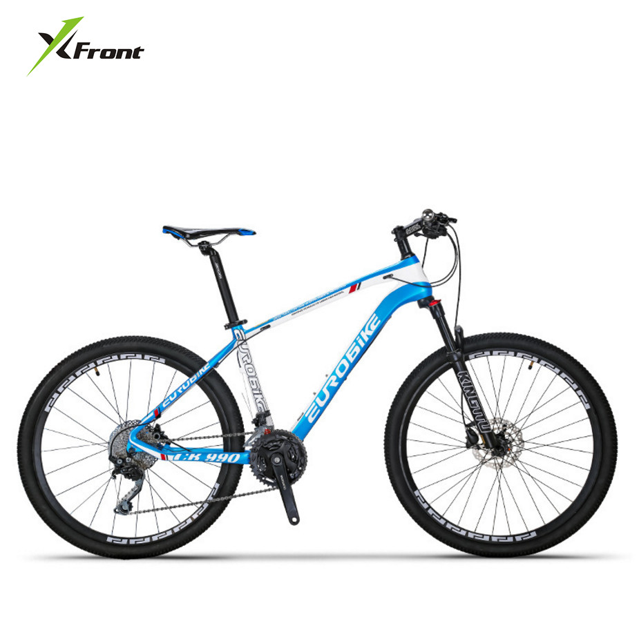 New Brand Mountain Bike Carbon Fiber Frame 26 Wheel 27 30 Speed Oil Disc Brake MTB Bicycle Outdoor Sport Downhill Bicicleta