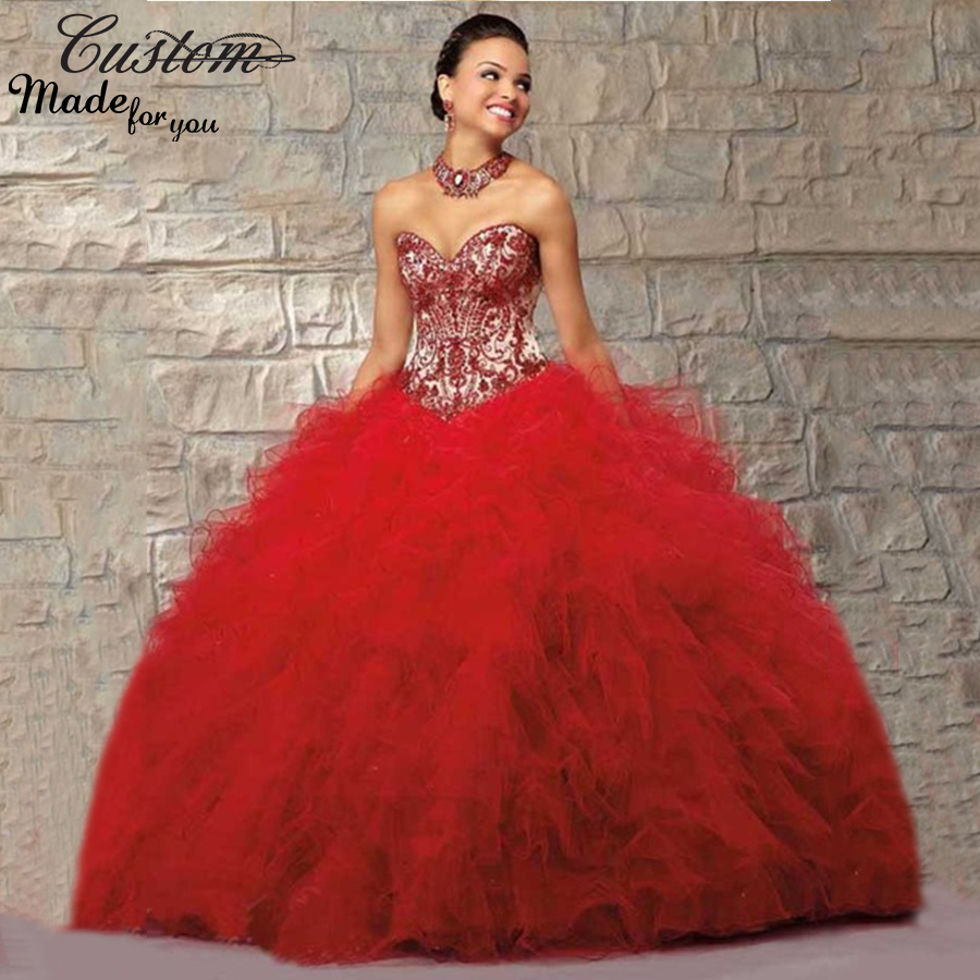 Red Masquerade Ball Gowns Plus Sizes | Dress images