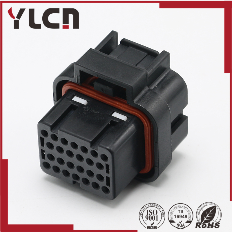 High quality 26pin auto computer ECU connector, 26 way electric black oil gas connector 3-1437290-7 форма для леденцов леденцовая фабрика монпансье 1