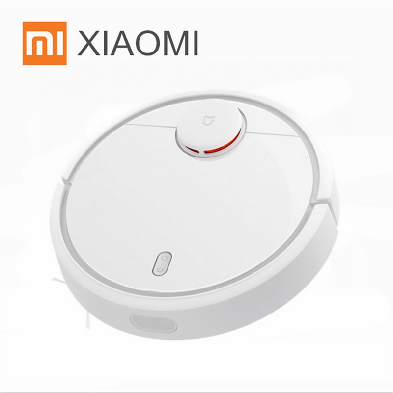 Original XIAOMI MI Sweep Robot Vacuum Cleaner for Home Automatic Sweeping Dust Sterilize Smart Planned Mobile App Remote Control original xiaomi mi robot vacuum