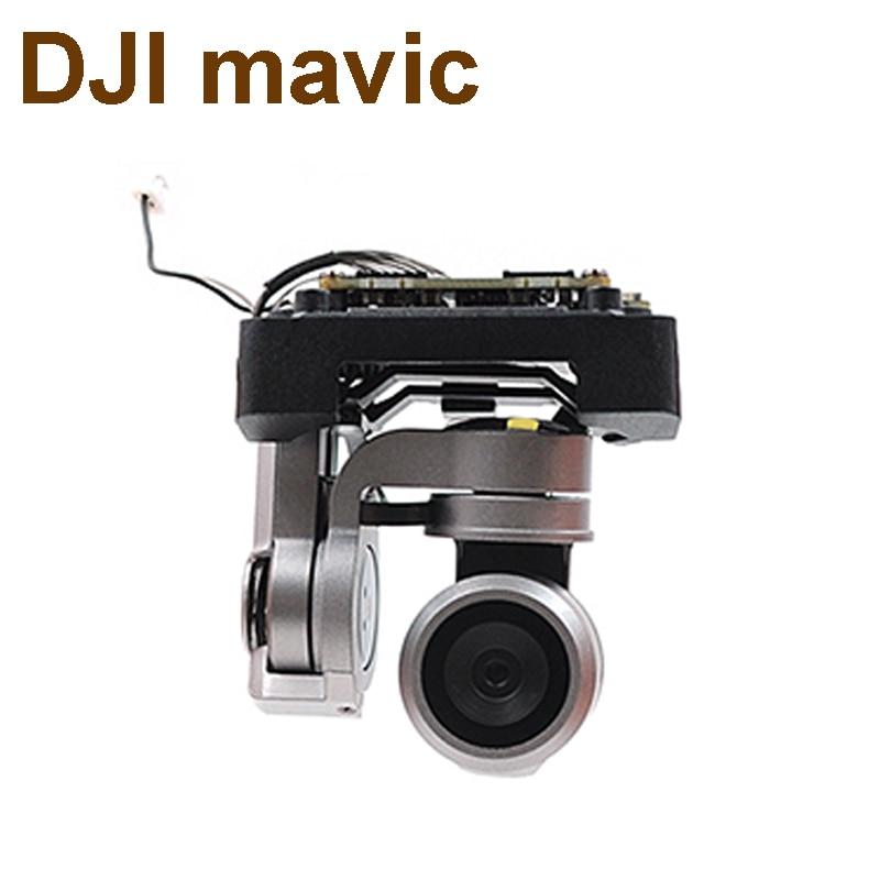 In Stock Original  DJI Mavic Pro Gimbal Camera FPV HD for mavic pro combo travel aluminum blue dji mavic pro storage bag case box suitcase for drone battery remote controller accessories