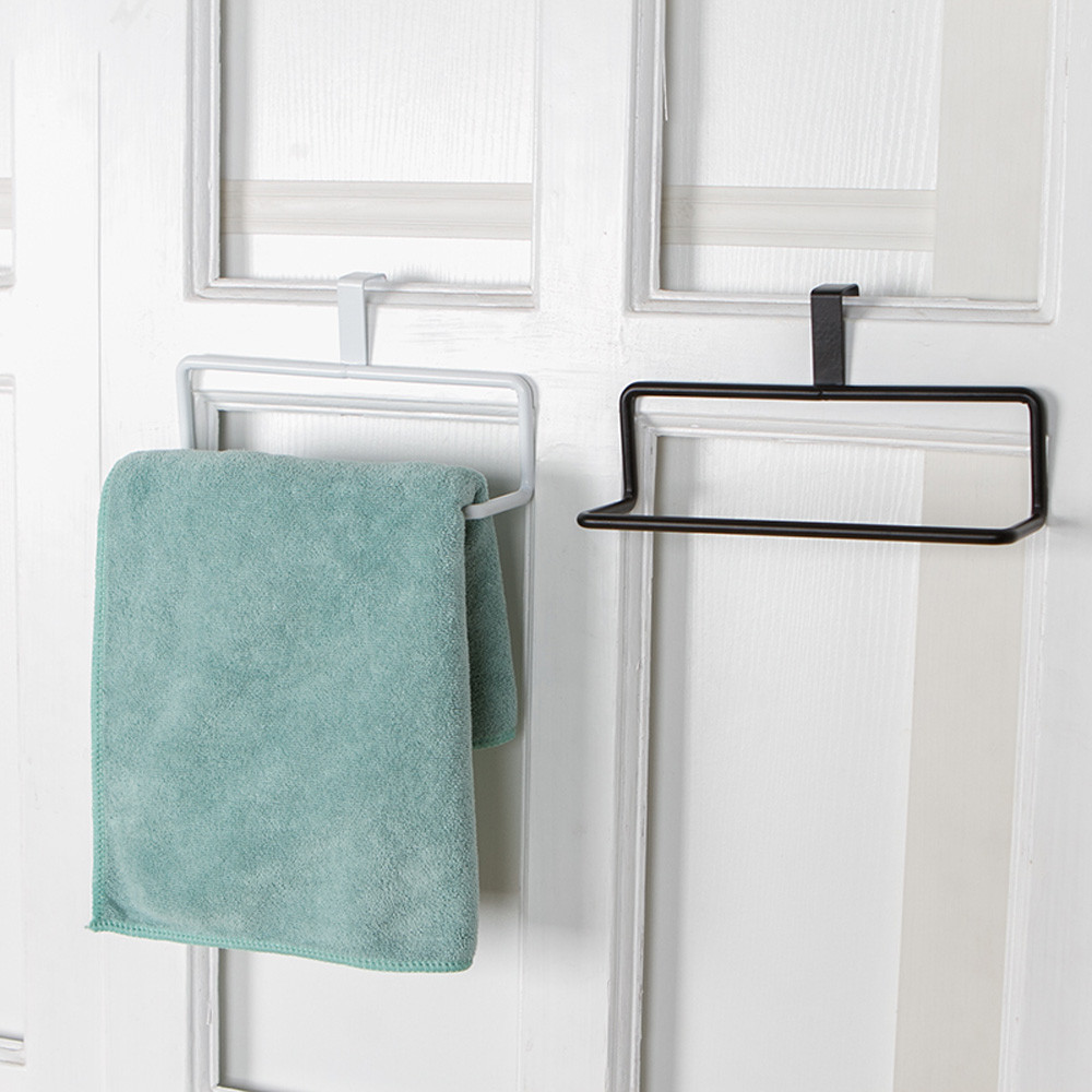 Under Cabinet Paper Towel Holder Roll Paper Towel Rack Stainless ...