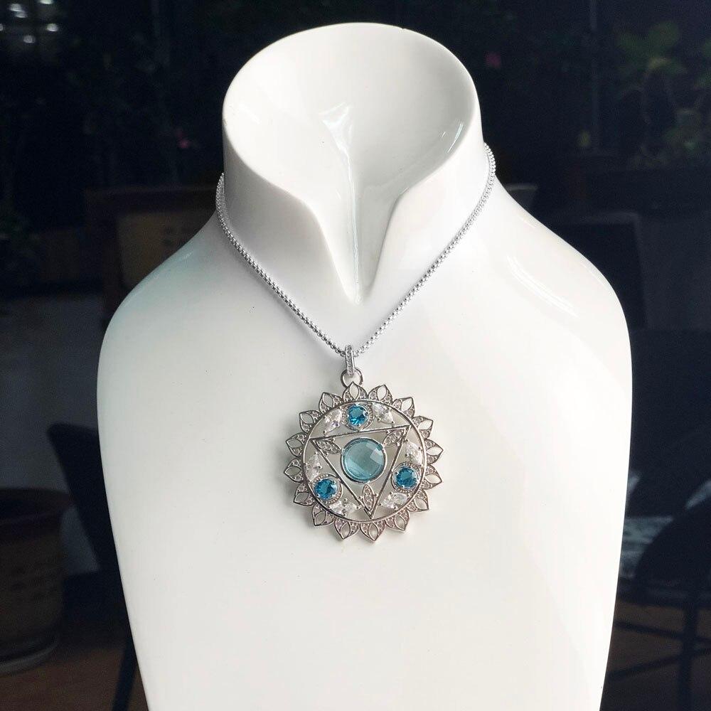 e2e2d0c43415 Collar de declaración KingDeng para mujer joyería de moda 2018 regalos  encantadores para mejores amigos collar