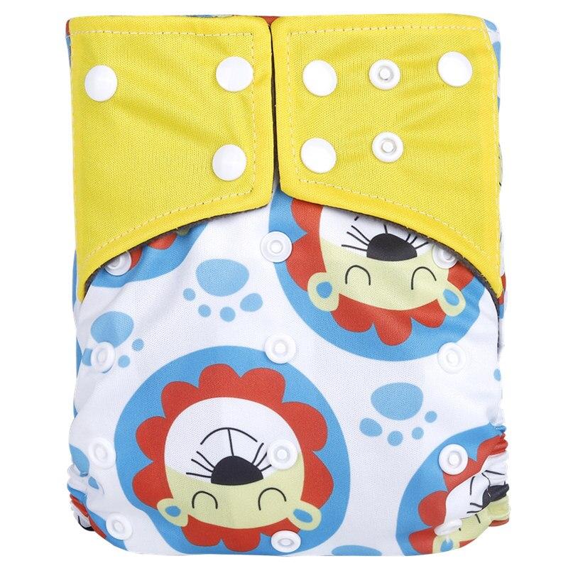 [Simfamily] 1 шт. многоразовый бамбуковый угольная ткань карман один размер подгузник
