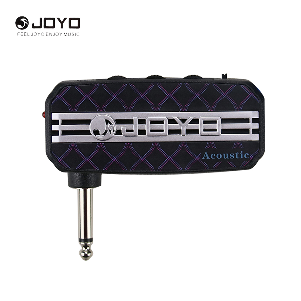 JOYO JA-03 Mini Guitar Amplifier Amp Pocket Powerful 3 Sound Effects Metal&Super Lead& Acoustic joyo ja 03 mini guitar amplifier with metal sound effect