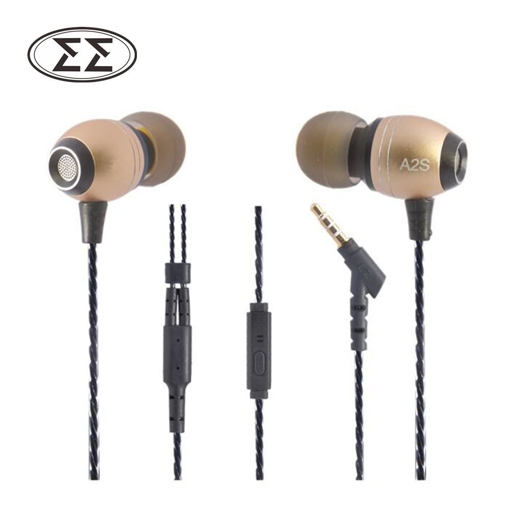 ФОТО Laozhong Hifi LZ-A2S Hifi Stereo Armature and Dynamic In-ear Earbuds LZ A2S Heave Bass Noise Cancelling Sport Earphones