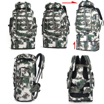 Tactical Army Backpack 1