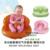 Nova Inflável banho do bebê Os Bebês aprendem assento Da cadeira do bebê Pequeno sofá inflável fezes