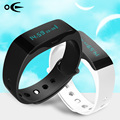 Fashion Bluetooth Men Smart Watch More Color Fitness Smart Wristband Heart Rate Monitor For Running Sport Women Watch For Gift