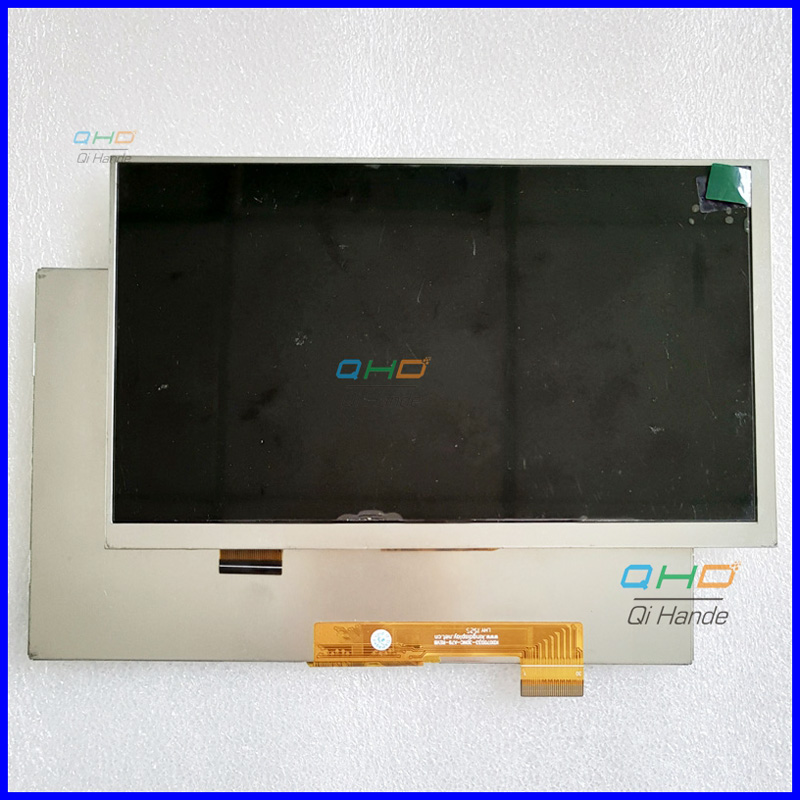 tested well LCD Display Matrix For 7 Irbis TZ42 3g / Irbis tz707 3G TABLET inner LCD Screen Panel Module replacement цена