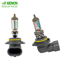 XENCN HB4 9006 12V 51W White Diamond Light Colorful Car Bulbs Halogen Fog Lamp