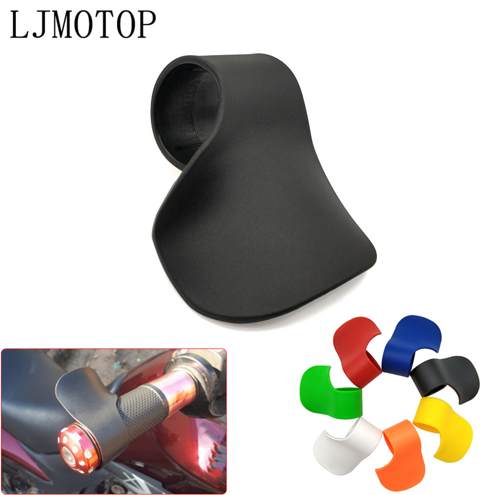 Motorcycle Throttle Assist Wrist Rest Cruise Control Grips Booster For YAMAHA Tdm 900 850 Mt125 Mt03 Mt01 Mt 125 03 01 Xt660