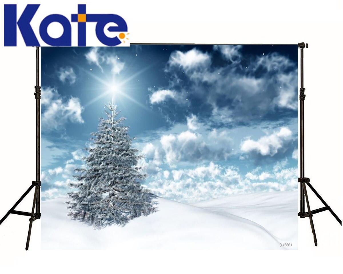 Kate Photography Backdrops Winter Tree In Snow World Scenery Sunshine Star Sky Fundo Fotografico Boda For Photo Studio mary pope osborne magic tree house 43 leprechaun in late winter