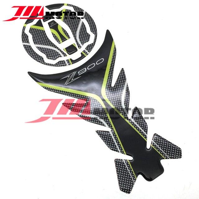 CHENWEI Carbon-Faser-Tank Gas-Kappen-Auflage Einf/üllabdeckung Aufkleber-Abziehbilder for Yamaha YZF R1