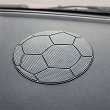 130mm round spheroid Non-slip Pad AntiSkid Mobile Phone Car Mat