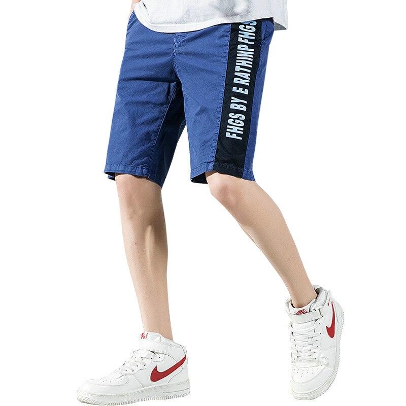 2019 new summer men Casual shorts Military Men Cargo shorts fashion printed Streetwear Overalls ABZ332