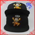 New Styles Embroideried Garfield Cat Cartoon Snapback Hats Weekends Hip hop Street Dancing Cap