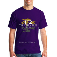 Rock Band camiseta U2 el Joshua Tree 30th anniversary 2018 World Tour  camiseta de calidad superior 723b0ff28f2d4