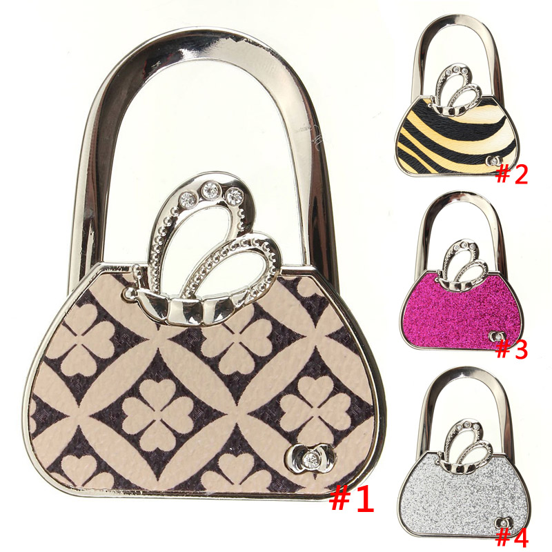 Buy 2016 brand new folding handbag purse for Hooks to hang purses