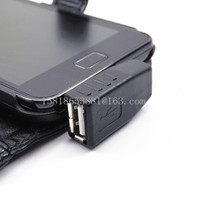 cable samsung galaxy Micro USB OTG to USB Adapte Cable For Samsung Galaxy Tab3 P5200 10.1/8.0 (2)