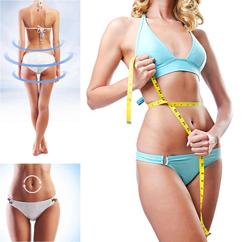 KONGDY ขายร้อน Slimming สติกเกอร์ 100 ชิ้น = 10 กระเป๋า Slimming Navel สติกเกอร์ 5x8 ซม.Slim Patch น้ำหนักลดน้ำหนัก Burning FAT Patch