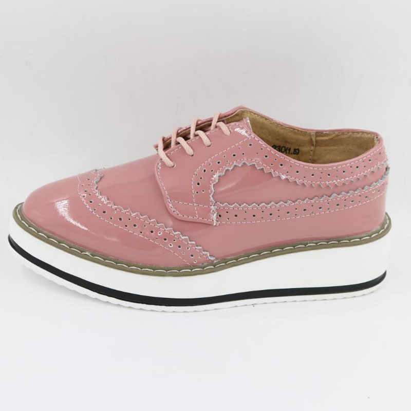 Brand Female Pink Footwear Shoes For