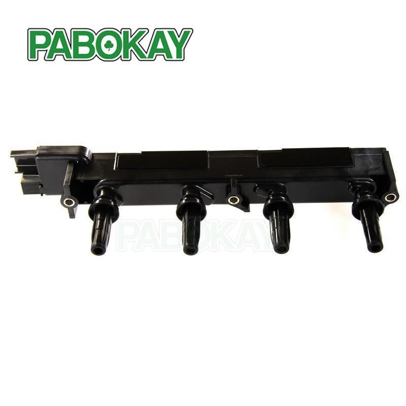 Bobine Pack Voor Citroen C4 C5 Xsara 2.0l Voor Peugeot 206 307 406 2.0l Rfn Rfr 597075 597098 9463264180 9634131480