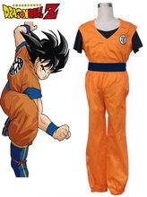 Free Shipping Dragon BallZ Kakarot Son Goku Kaio Practice Unifrom Anime Cosplay Costume