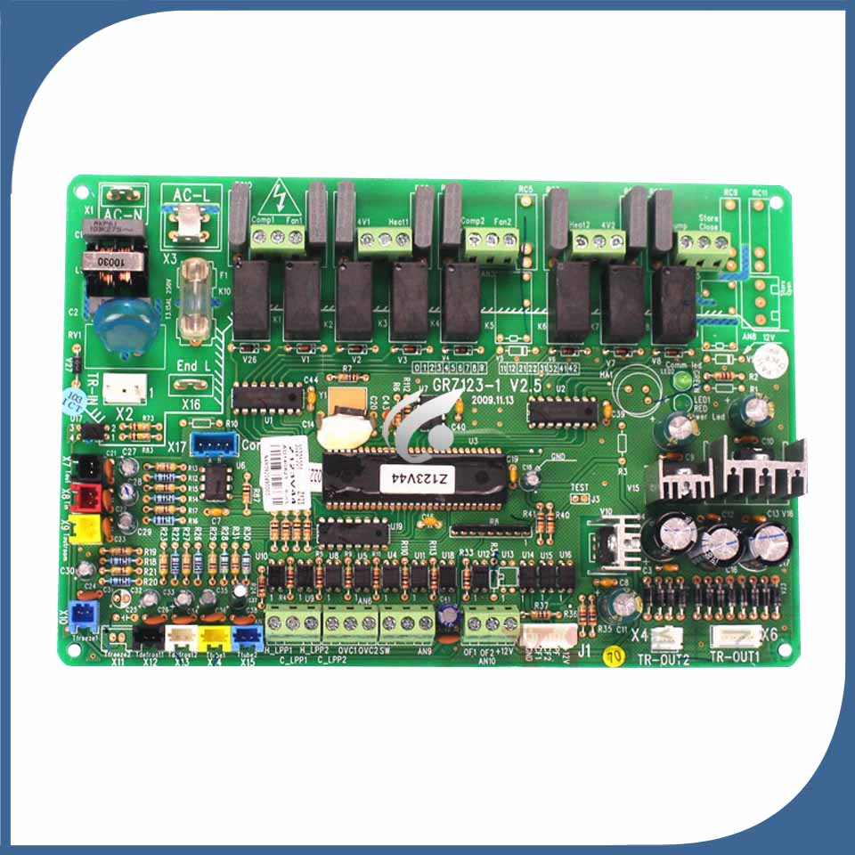 new good working for air conditioning board Z123 30221001 GRZ123-1 Frequency Module boardnew good working for air conditioning board Z123 30221001 GRZ123-1 Frequency Module board
