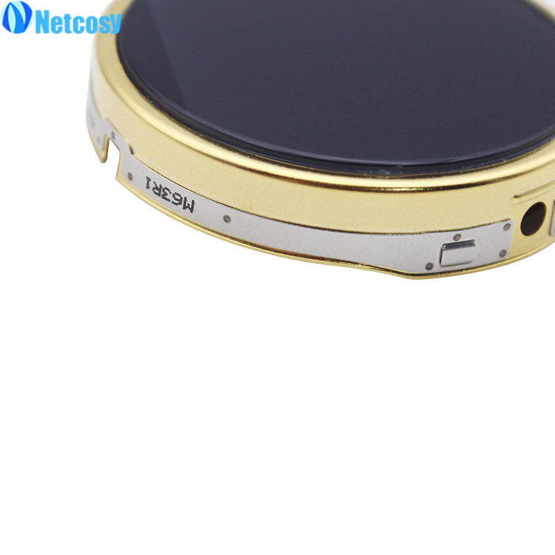 Image 5 - Gold LCD Screen For Moto Series 2 42mm 46mm LCD Display Touch  Screen Digitizer Assembly For Motorola Moto 360 2nd Gen 42mm 46mmMobile  Phone LCD Screens