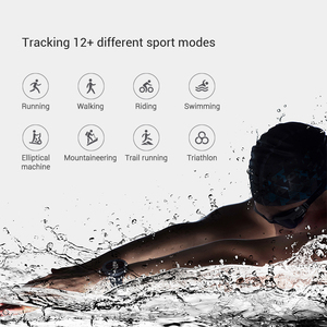 Image 2 - Huami Amazfit 2 Amazfit Stratos Pace 2 Smart Watch Men with GPS Watches PPG Heart Rate Monitor 5ATM Waterproof