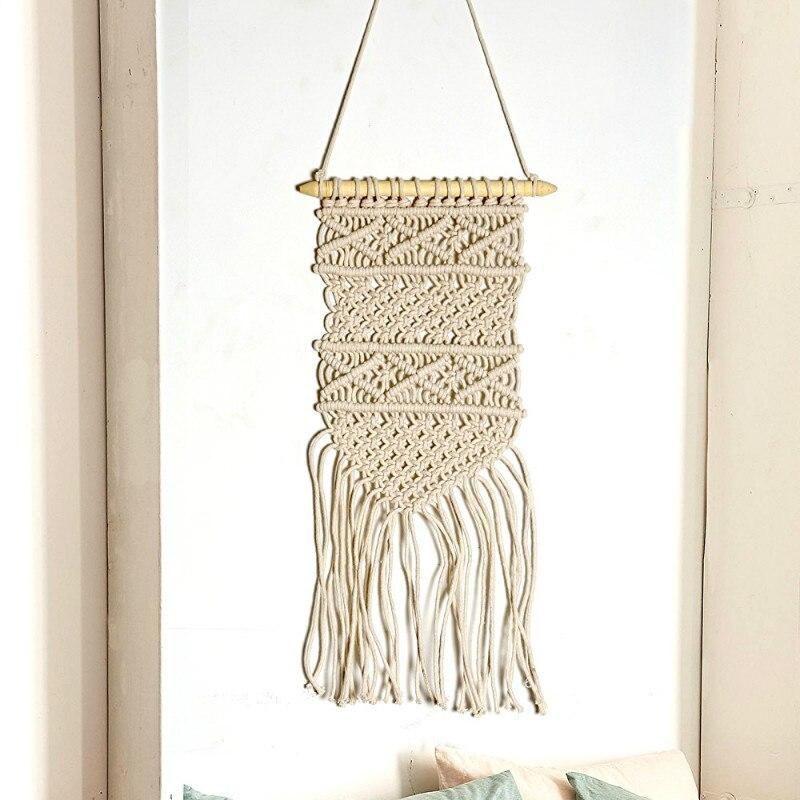 Macrame wall hanging woven wall tapestry boho wall hanging for Home decor wall hanging