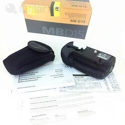 Vertical Multi Power Battery Grip Pack for Nikon D7100 D7200 as MB-D15 Support EN-EL15 EN-EL15A 6*AA