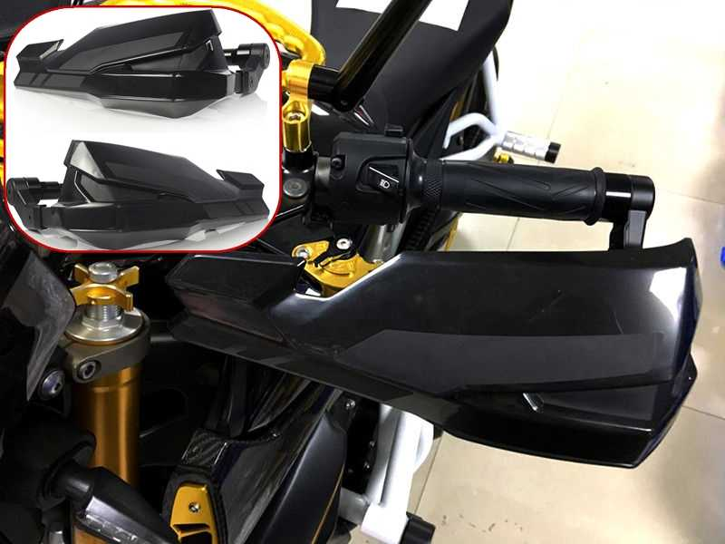 Handguard For MT07 MT09 XSR700 XSR900 FZ07 FZ09 XSR 900 700 MT FZ 07 09 Handlebar Hand Brush Guard Motorcycle Accessories