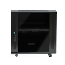 Plate Cabinet Electrostatic 12U Cold-Rolled Spray Wall-Hanging Steel 50hz 1pc 1pc