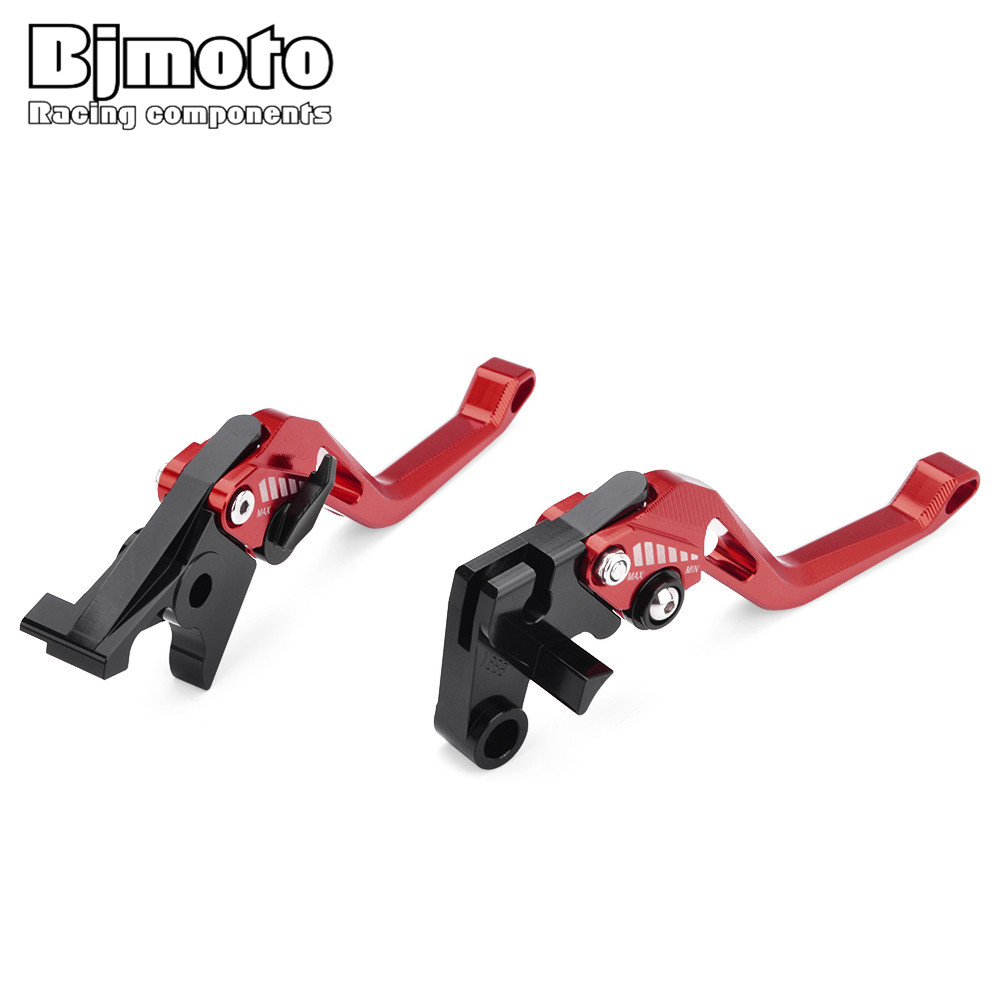 BJMOTO 2018 New For Honda CB600F 2007-2013 CBR600F 2011-2013 CBF600/SA Motorbike Brakes Lever CNC Adjustable Brake Clutch Levers