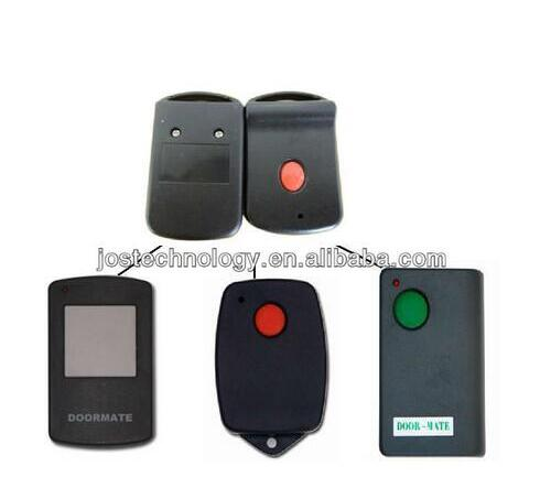 Doormate replacement remote control, 303MHZ garage door remote TOP quality DHL free shopping